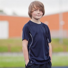 Kinder Sportshirt Tombo Wicking Sports