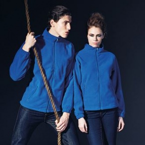 Heren Fleecejas 2786 Fullzip