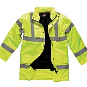 Jacket Dickies Hi-vis motorway