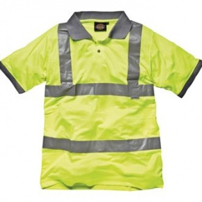 Polo Dickies Hi-vis