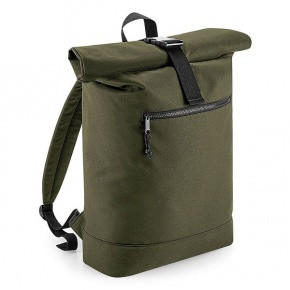 Gerecyclede Tas Bagbase Rolled-Top Backpack