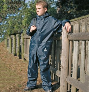 Kinder Regenpak Result Kids bad Weather Outfit